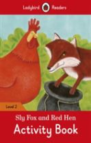 Sly Fox and Red Hen Activity Book - Ladybird Readers Level 2