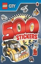 LEGO City: 500 Stickers