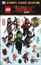 The LEGO (R) NINJAGO (R) Movie (TM) Ultimate Sticker Collection