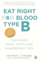 Eat Right For Blood Type B