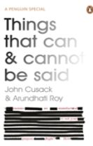 Things That Can and Cannot Be Said