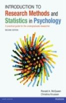 Introduction to Research Methods and Statistics in Psychology