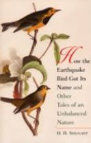 How the Earthquake Bird Got Its Name and Other Tales of an Unbalanced Nature