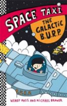 Space Taxi: The Galactic B.U.R.P