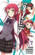 The Devil Is a Part-Timer!, Vol. 7 (light novel)