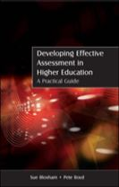 Developing Effective Assessment in Higher Education: A Practical Guide