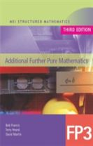 MEI Additional Further Pure Mathematics FP3 Third Edition