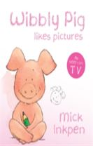 Wibbly Pig Makes Pictures Board Book