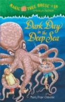 Magic Tree House #39 Dark Day In The Deep Sea