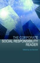 The Corporate Social Responsibility Reader