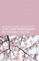Ethics and Management in the Public Sector