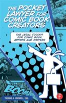 The Pocket Lawyer for Comic Book Creators