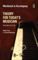 Theory for Today's Musician Workbook