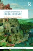 Concepts and Method in Social Science