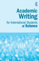 Academic Writing for International Students of Science