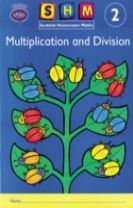 Scottish Heinemann Maths 2, Multiplication and Divison Activity Book 8 Pack