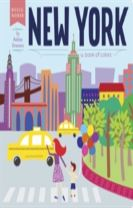 New York: A Book of Colors: Hello World