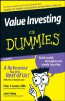 Value Investing for Dummies 2nd Edition