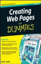 Creating Web Pages for Dummies (R), 9th Edition