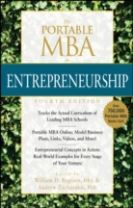 The Portable MBA in Entrepreneurship, Fourth Edition