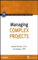 Managing Complex Projects