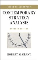 Contemporary Strategy Analysis 7E Cases