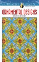 Creative Haven Ornamental Designs Coloring Book