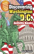 Discovering Washington D.C. Activity Book