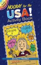 Hooray for the USA! Activity Book