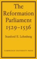 The Reformation Parliament 1529-1536
