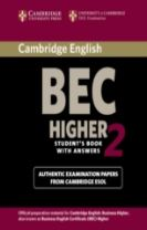 Cambridge BEC 2 Higher Student's Book with Answers
