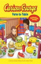 Curious George Farm to Table (CGTV 8x8)