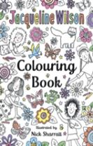 The Jacqueline Wilson Colouring Book