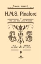 HMS Pinafore (Vocal Score)