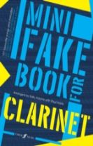 Mini Fake Book for Clarinet