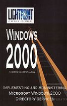 Implementing and Administering Microsoft Windows 2000 Directory Services