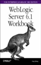 WebLogic Server 6.1 Workbook for Enterprise JavaBeans
