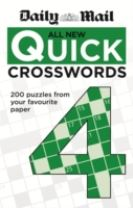 Daily Mail: All New Quick Crosswords 4