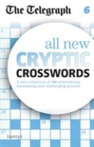 The Telegraph All New Cryptic Crosswords 6