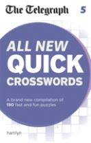 The Telegraph All New Quick Crosswords 5