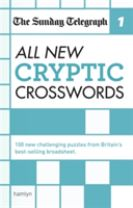 The Sunday Telegraph: All New Cryptic Crosswords 1