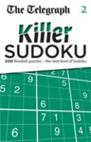 The Telegraph: Killer Sudoku 2
