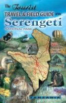The tourist travel & field guide of the Serengeti