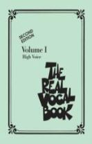 The Real Vocal Book Volume I