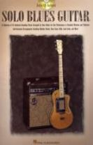 Solo Blues Guitar (Book/Online Audio)