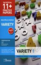 11+ Practice Papers, Variety Pack 1, Multiple Choice