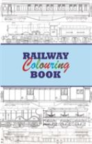 Railway Colouring Book