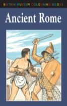 The British Museum Colouring Book of Ancient Rome