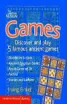Games: Fold Out the Boards and Play 5 Famous Ancient Games