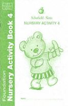 Nursery Activity Book 4
